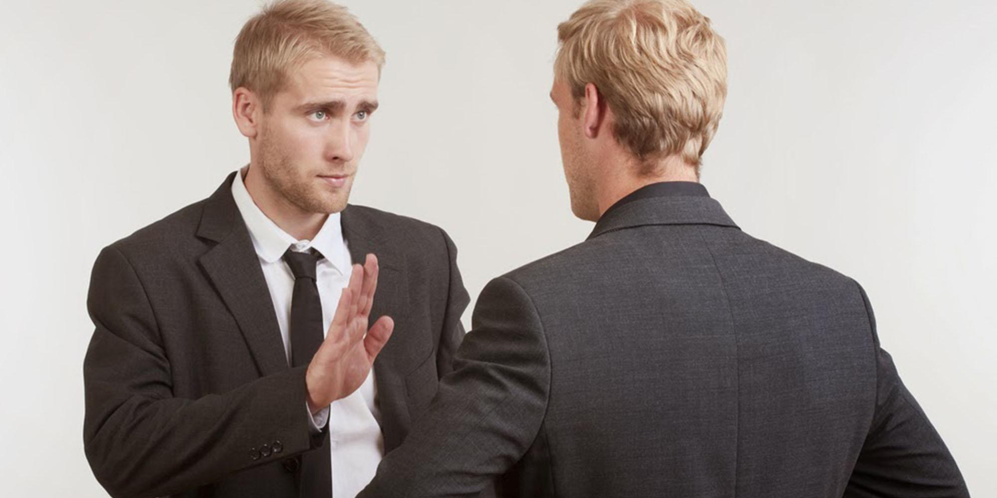 <b>Assertiveness issues</b>